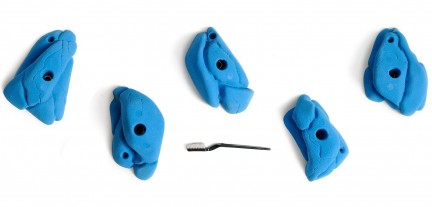 clamps prises escalade volx v-base ligne crack's xl doigts|bacs|pinces|enfants débutant|confirmé 2