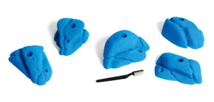 clamps prises escalade volx v-base ligne crack's xl doigts|bacs|pinces|enfants débutant|confirmé 1