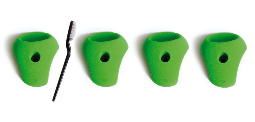 pinch - pockets prises escalade volx v-training v-training l doigts|trous|pinces débutant|confirmé|expert 1